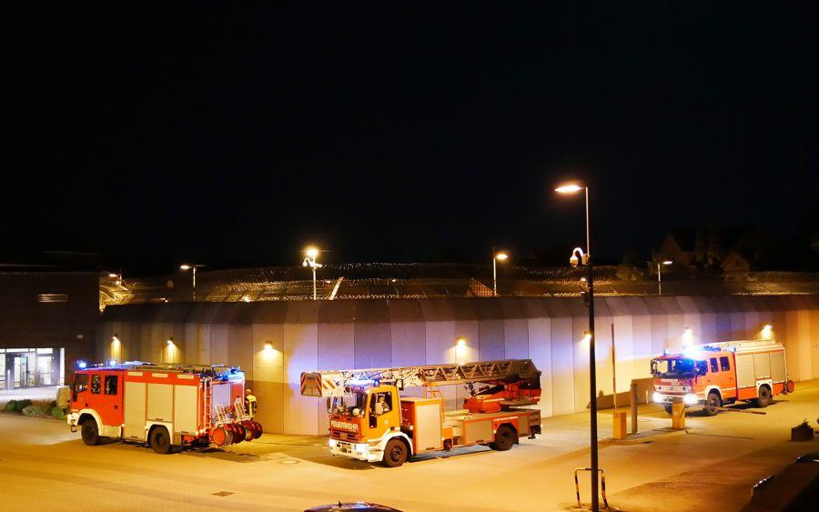 Feuer in einem Haftraum der JVA Celle