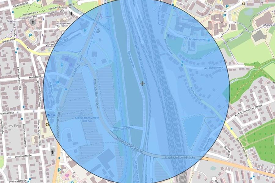 Erneuter Fund einer Fliegerbombe in Lüneburg – Evakuierungsbereiche & Notunterkünfte