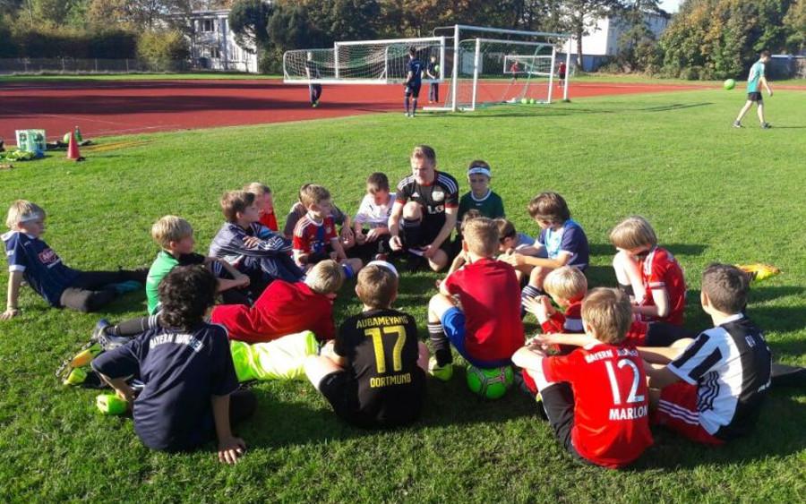 Herbstferien: Baptisten veranstalten ihr jährliches Fußballcamp