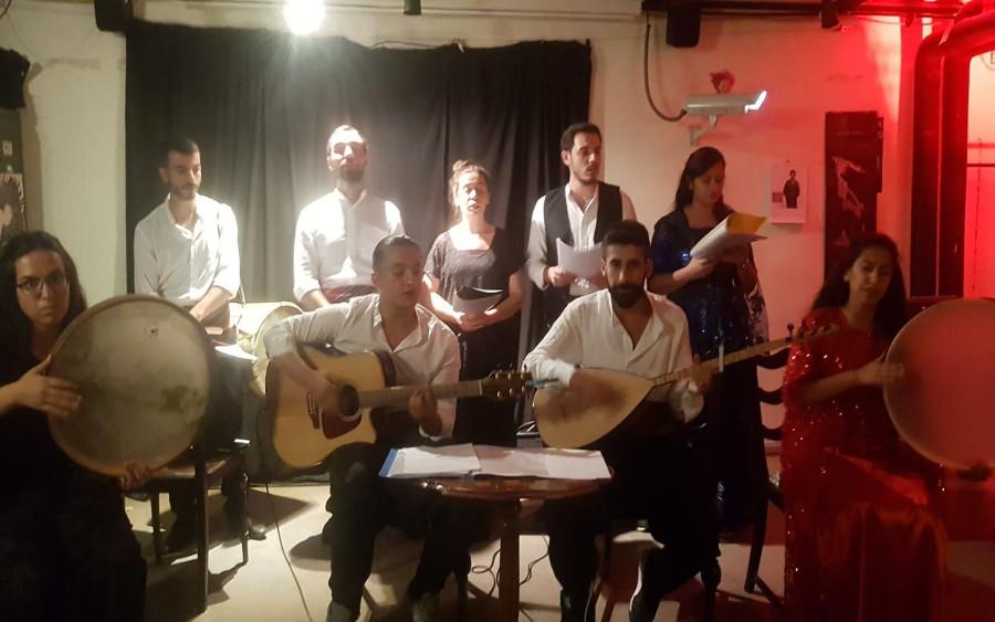 KONZERT (open air) – aktuelle und traditionelle Musik aus Amed/Kurdistan