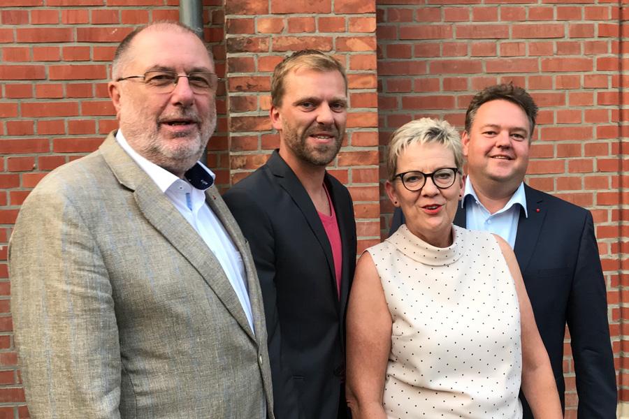 SPD Stadtratsfraktion wählt seinen Vorstand neu
