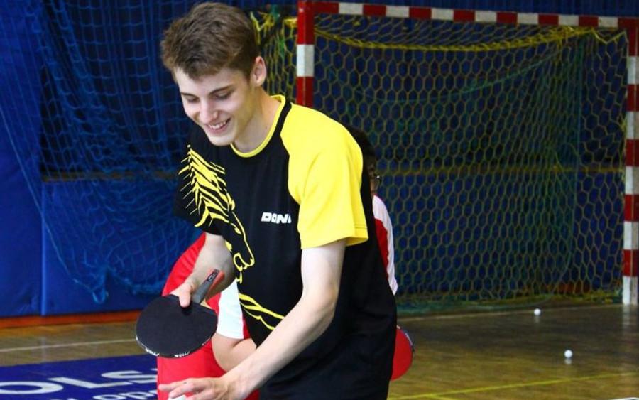 Tischtennis: Felix Rösch erreicht sein Ziel und spielt in Niedersachsenliga