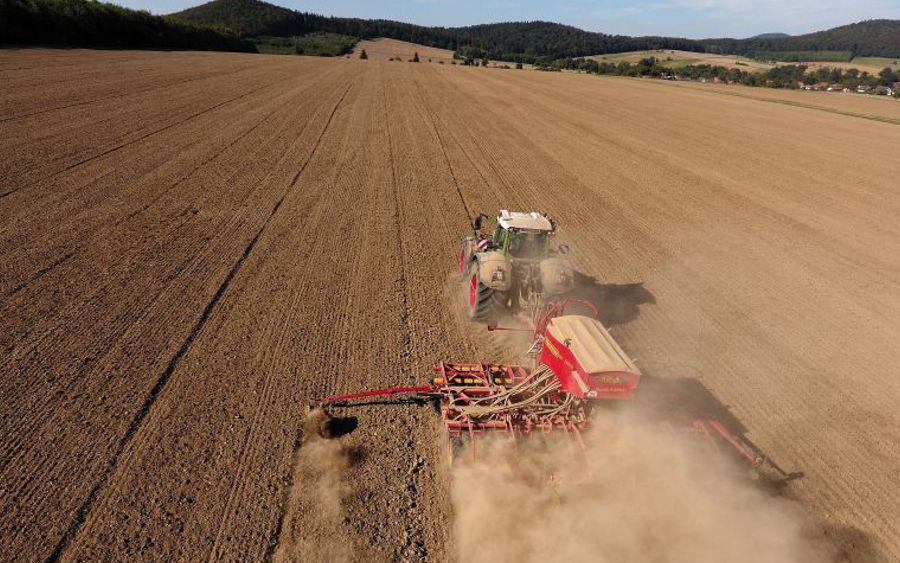 Trockenheit belastet Landwirte weiter