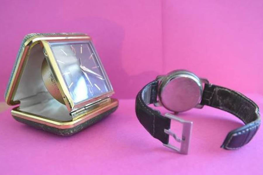 Uhren suchen ihren Eigentümer