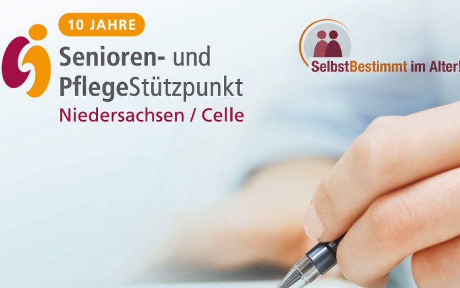 """""""SelbstBestimmt im Alter"""": Vorsorge treffen! Vorsorgetag in Celle am Dienstag, den 11. September 2018"""