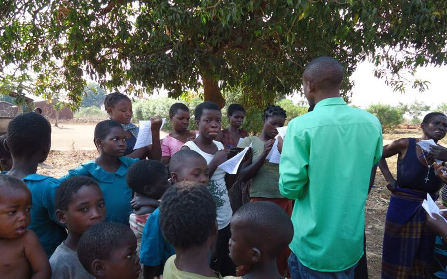 Was ich Dir wünsche, Malawi – Vortrag über Bildungsaspekte Malawis