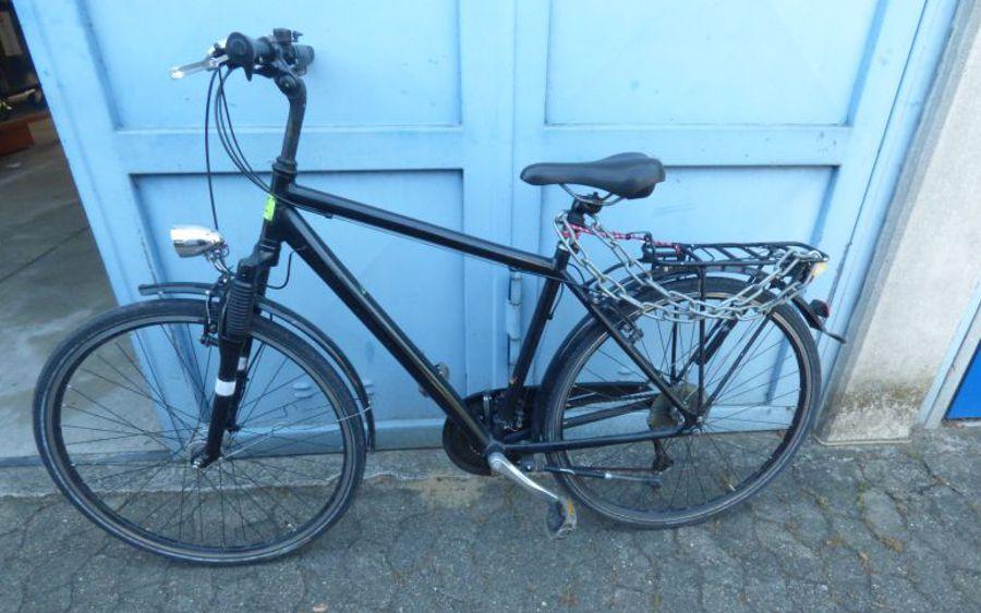 Wer vermisst sein Fahrrad?