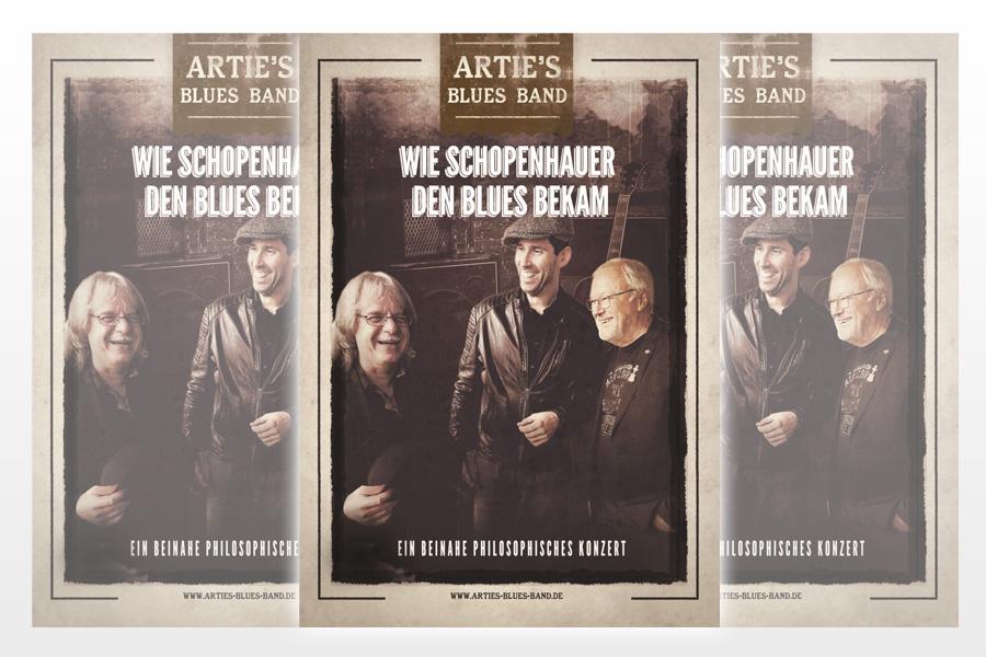 Wie Schopenhauer den Blues bekam – Ein beinahe philosophisches Konzert