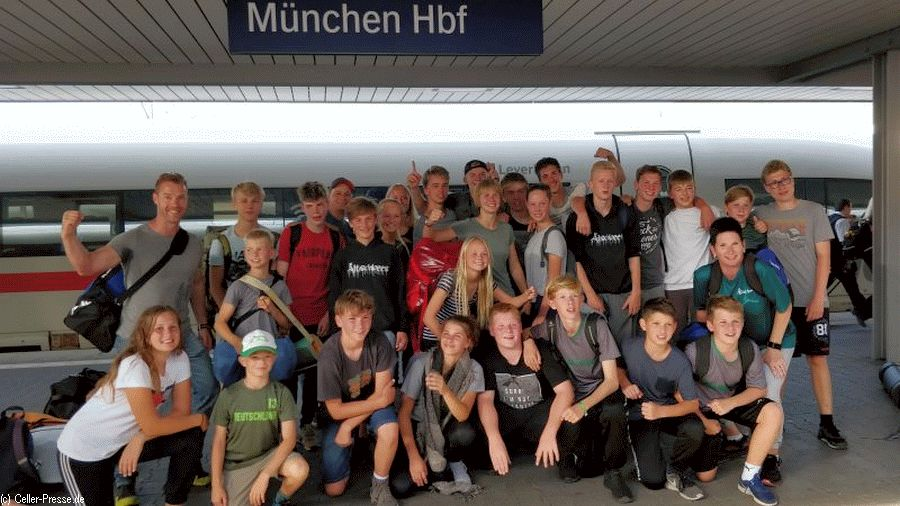 Äitschbees U-14 erneut Deutscher Vizemeister