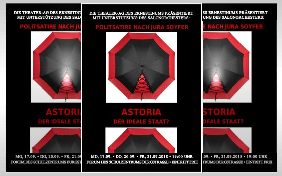 """""""Astoria – der ideale Staat?"""""""