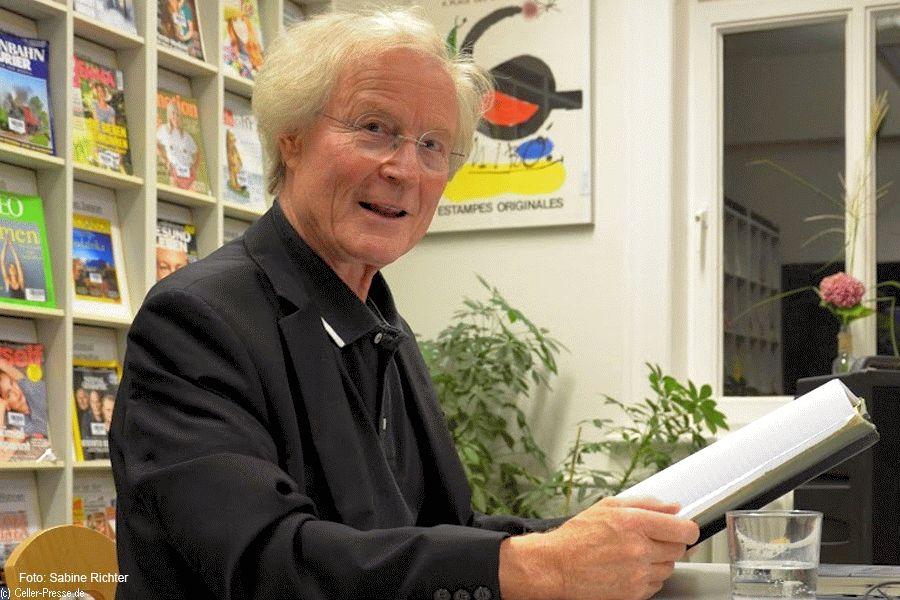 Autorenlesung mit Tilman Röhrig