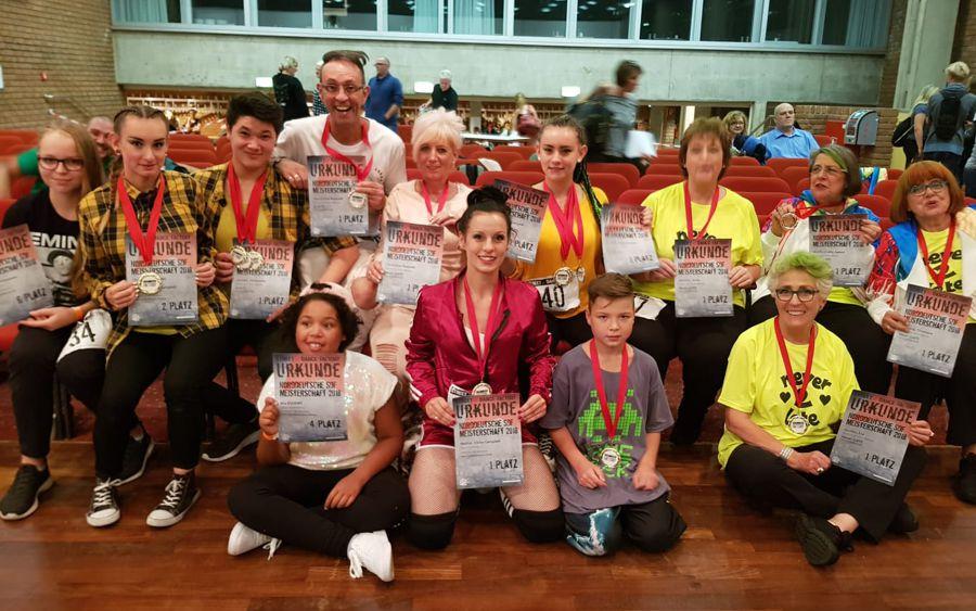 Erfolgs-Rekord der Celler Tanzschule Body Talk