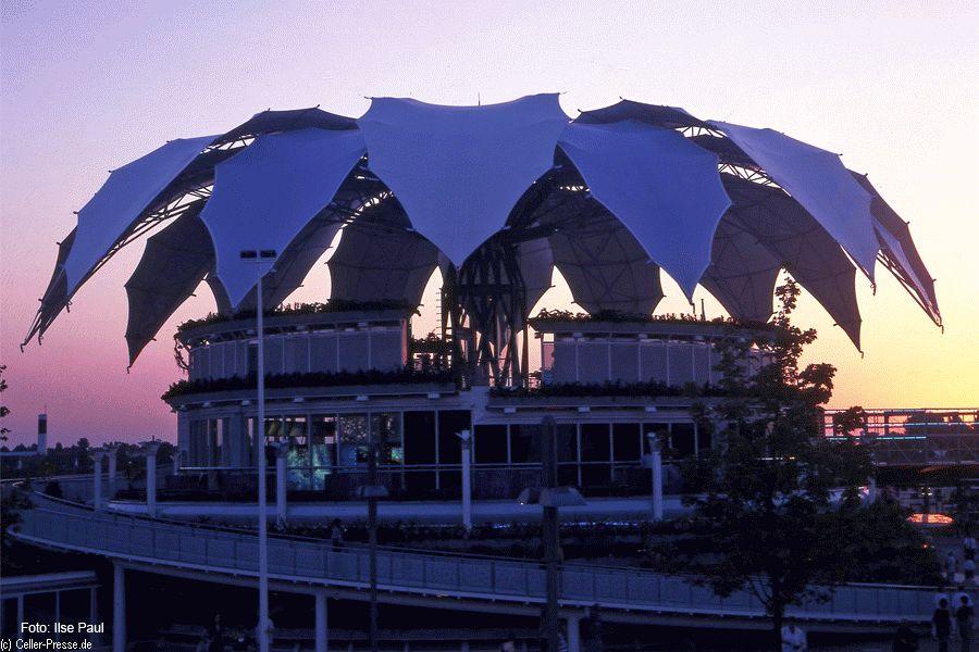 Erinnerungen an die EXPO 2000 Hannover – in 3D