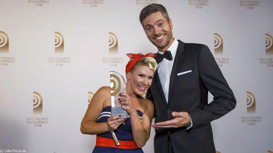 Kaya Laß von Antenne Niedersachsen gewinnt Deutschen Radiopreis 2018