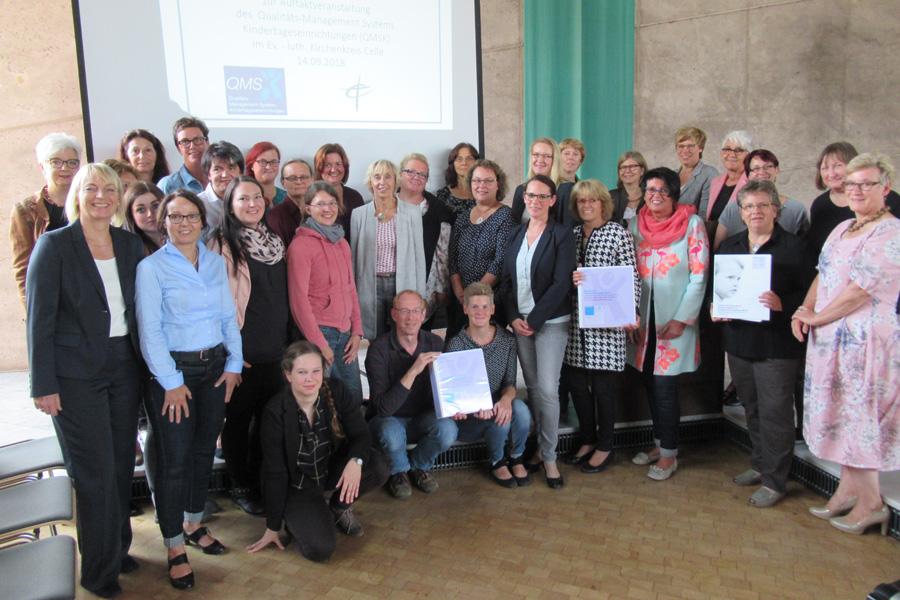 Kindertagesstätten im Kirchenkreis Celle setzen auf Qualität