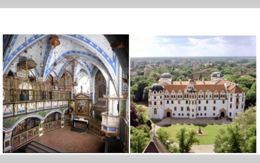 Neue Erkenntnisse zur Celler Schlosskapelle