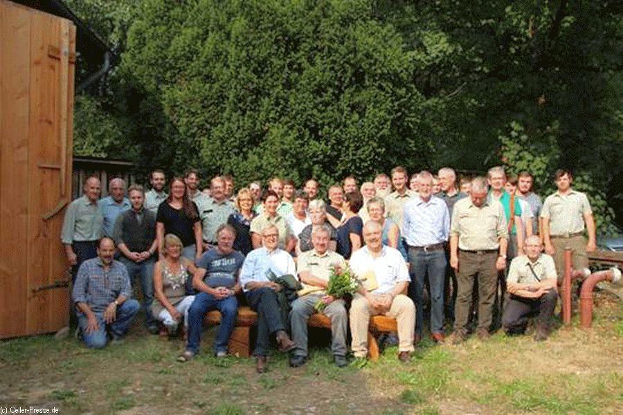 Rainer Soyka wechselt in den Ruhestand – Dr. Habermann ist neuer Leiter im Forstamt Oerrel