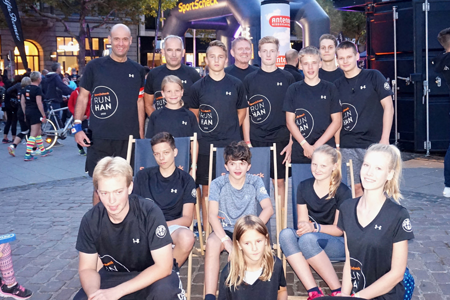 Robert Kerlin und Carsten Laue laufen Spitzenzeiten in Hannover