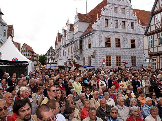 """250.000 Besucher beim """"Tag der Niedersachsen"""" in Celle"""
