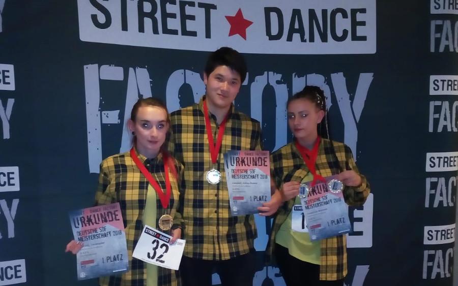 Tanzschule Bodytalk auf Erfolgskurs