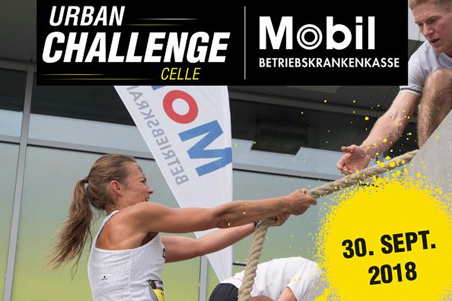 Urban Challenge  –   Temporäre Sperrungen in der Innenstadt +++aktualisiert