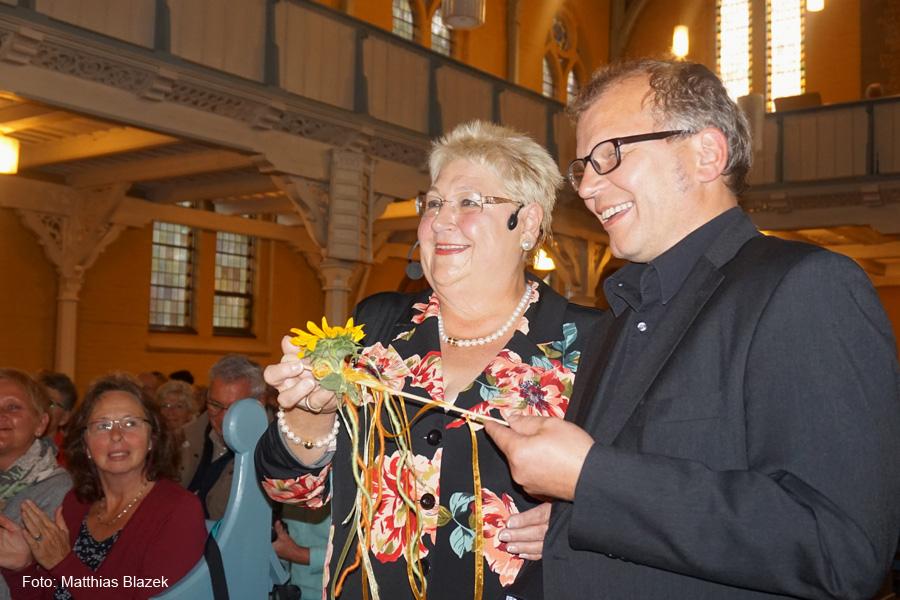 """Arnas Vonzodas ist neuer Chorleiter des Männergesangvereins """"Eintracht"""" Hermannsburg"""