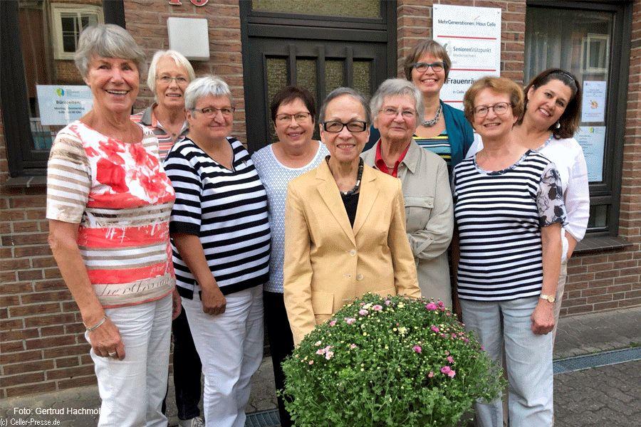 Vorstand des Vereins Frauenräume in Celle bestätigt