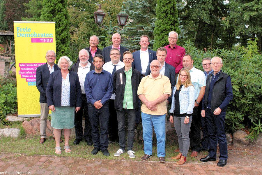FDP zieht ihre Mandatsträger zur Zukunftsausrichtung zusammen