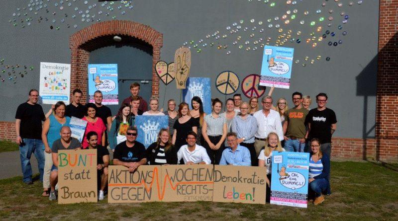 Aktionswochen gegen Rechtsextremismus an vielen Orten in Celle