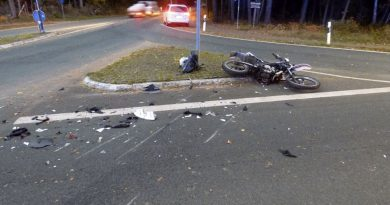 Fahranfängerin bei Unfall schwer verletzt