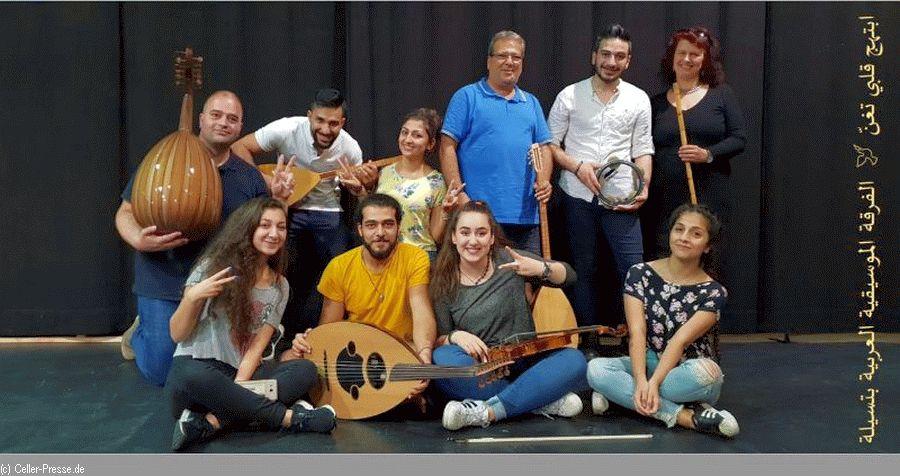 Kirche trifft extra: Was ist Glück? ما السعادة: Eine Konzertlesung mit dem IBTAHIDSCH Ensemble und Ensemblemitgliedern des Schlosstheaters Celle