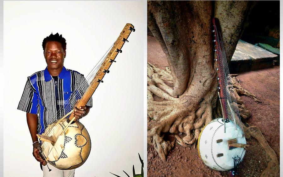 Ngoni-Workshop in der Ansprechbar : Musik aus Burkina Faso mit Doubassin Sanogo