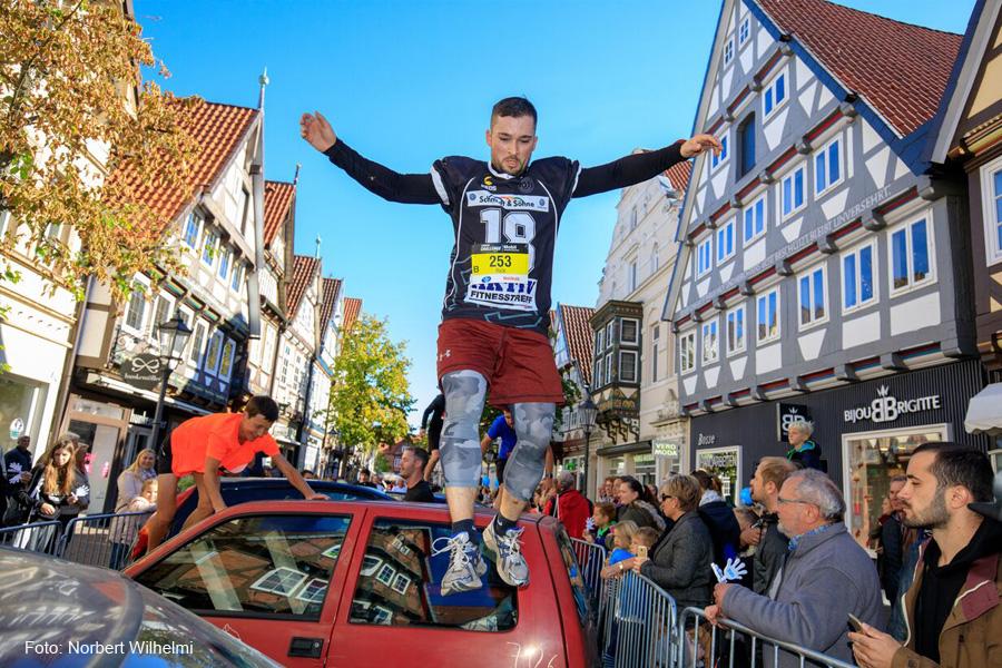 Urban Challenge Celle 2018 – gelungene Premiere des Hindernislaufs in der Residenzstadt