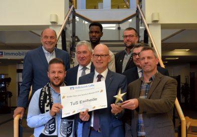 """Großer Stern des Sports 2018"" geht an den TuS Eschede"