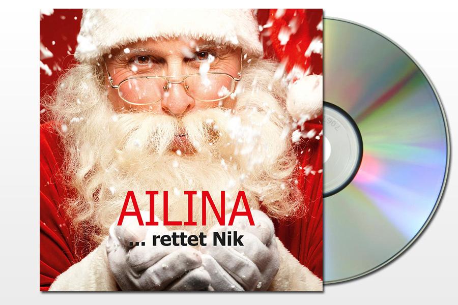 """CD-Verlosung """"AILINA rettet Nik"""""""