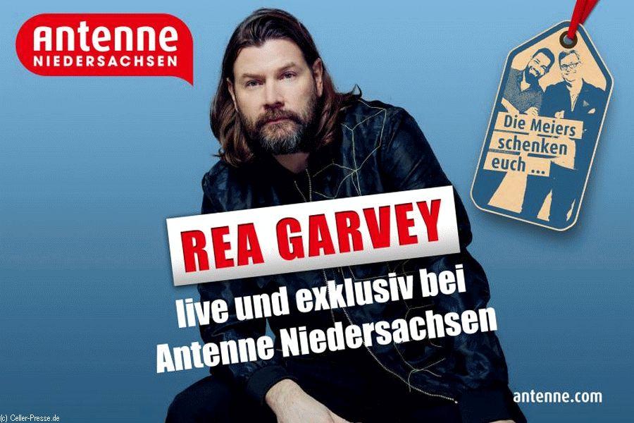 Antenne Niedersachsen: Die Meiers schenken euch Rea Garvey