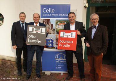 """""""100 Jahre – 100 Tage"""" – Das niedersächsische Celle feiert das Bauhaus-Jubiläum – Viele Veranstaltungen wird es 2019 in Celle geben"""