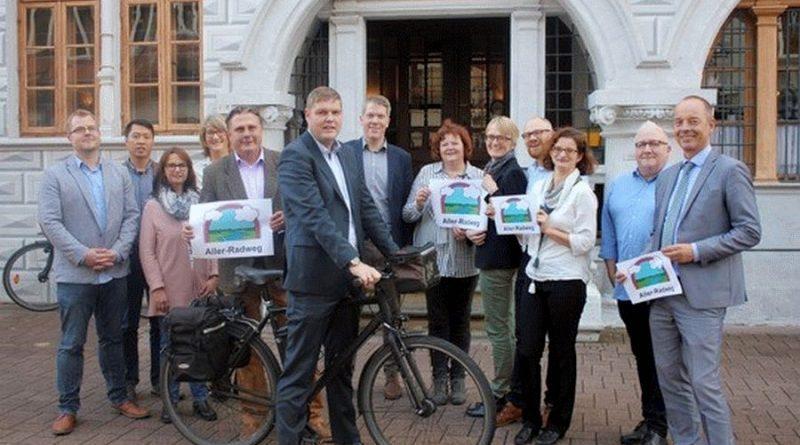 Die Celle Tourismus und Marketing GmbH übernimmt die Koordinierungsstelle für den Aller-Radweg – 328 Kilometer Radfahrspaß von Sachsen-Anhalt nach Niedersachsen
