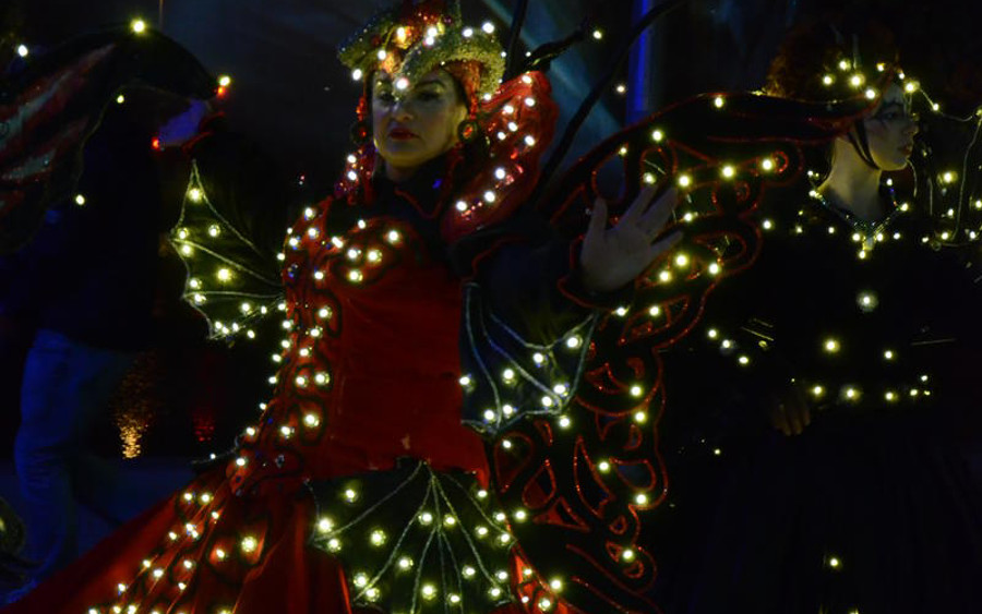 Engel, Elfen, Eisfeen – Celle präsentiert Lichterparade am 1. Dezember