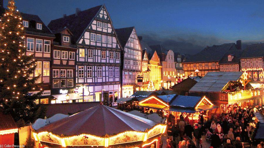 Eröffnung des Weihnachtsmarkts am Donnerstag 17 Uhr vor der Tourist Information