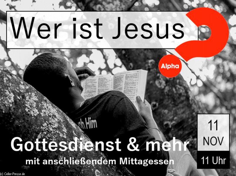 Gottesdienst & mehr am 11.11. um 11 Uhr