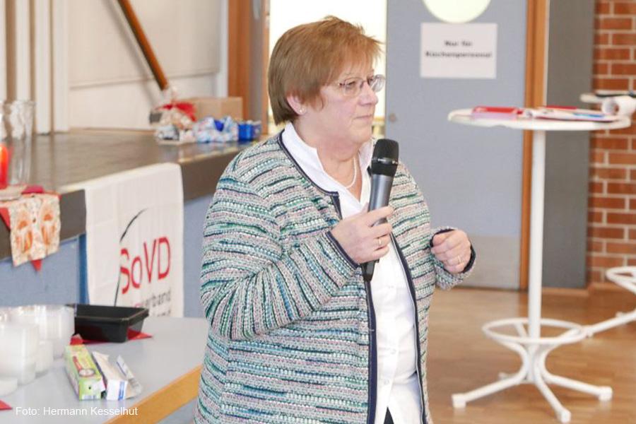 Familiengeführt – kompetent – menschlich : Gut besuchter Infonachmittag des SoVD Ortsverband Nienhagen