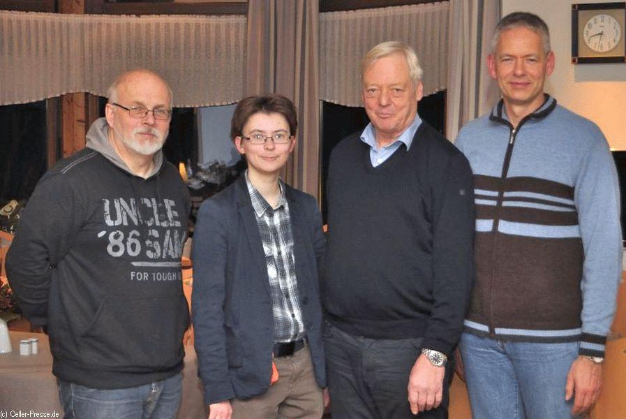 Heinrich Nieschulz neuer Vorsitzender des Vereins Sternwarte Südheide e.V.