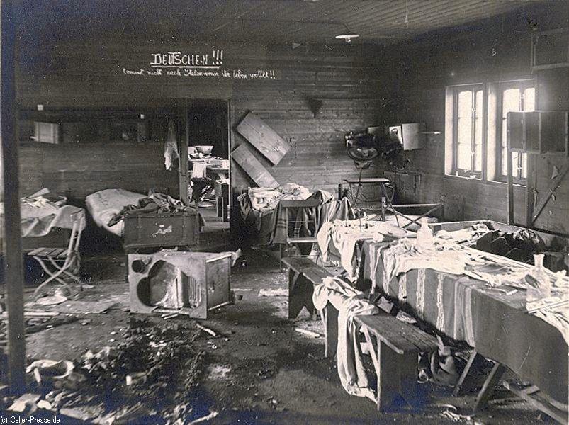 Hinter Stacheldraht: Letzte Führung durch die Ausstellung zu den Kriegsgefangenenlagern in Celle im Ersten Weltkrieg im Bomann-Museum