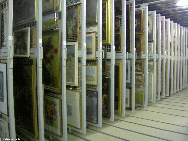 Museumsdirektor gewährt Blicke hinter die Kulissen