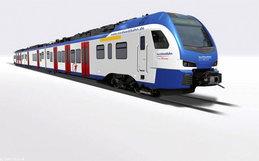 Nordwestbahn gewinnt Ausschreibung für den Betrieb des S-Bahn-Betriebes