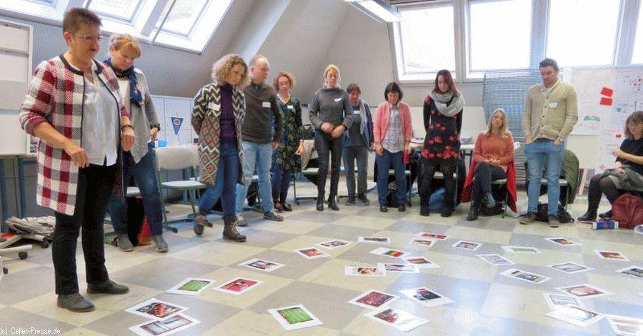 """Nun sind die Älteren dran! Erstes Lions-Quest-Seminar """"Erwachsen handeln"""" in Celle."""