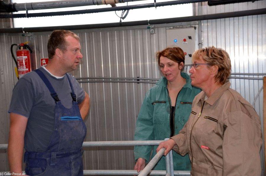 Otte-Kinast in Becklingen: Regionale Sauenhaltung erhalten