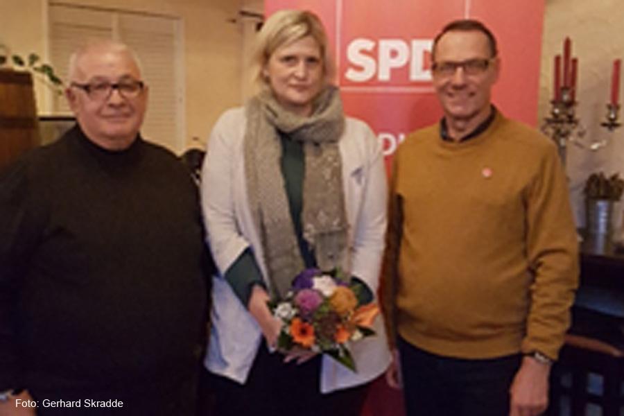 SPD AG 60 plus lud ein