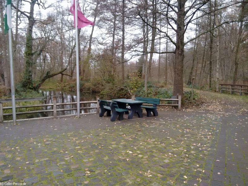 Sachbeschädigung am Mühlenbach